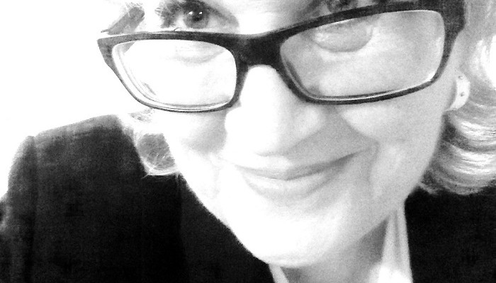 Marianne svartvit 700 px